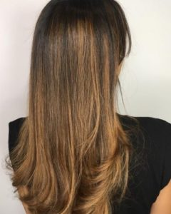 Balayage Hair Colour at Stephen Young Salon in West Wimbledon