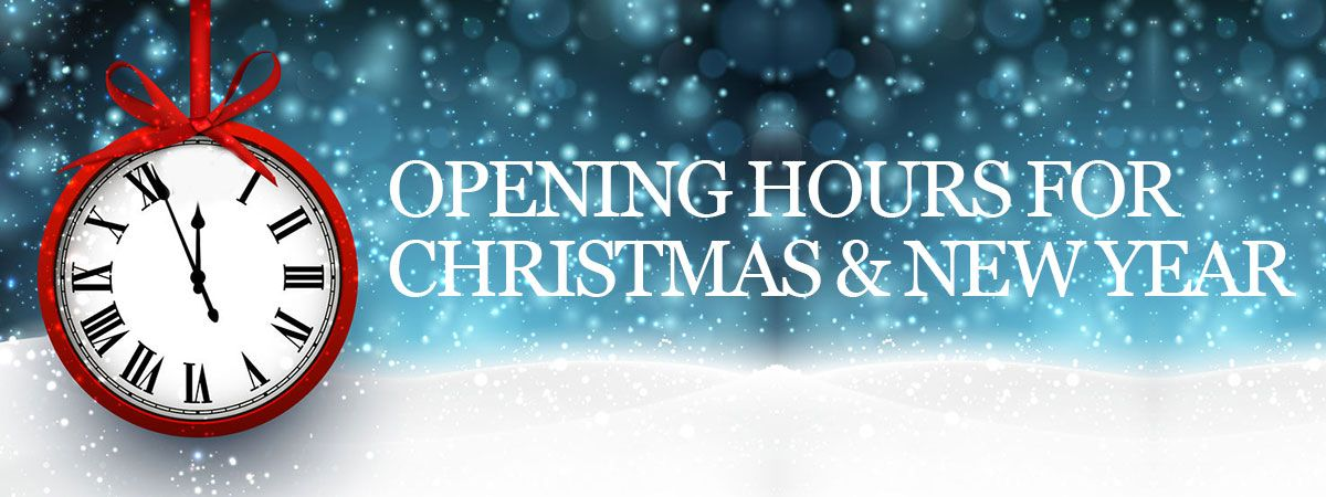 Christmas Hours, Stephen Young Salon in West Wimbledon