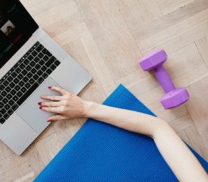Exercise at Home With Stephen Young Salon in West Wimbledon