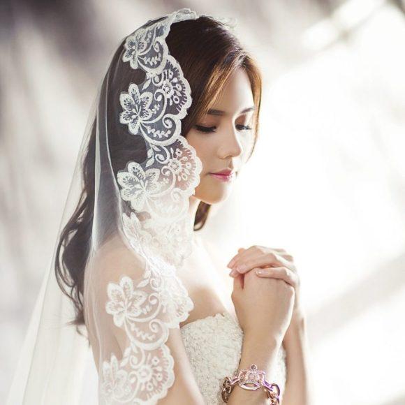 Veils For Brides Stephen Young Salon
