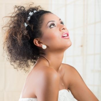 Hairstyles For Brides Stephen Young Salon in West Wimbledon