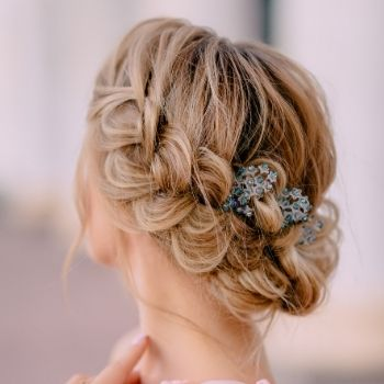 Upstyles For Brides Stephen Young Salon in West Wimbledon