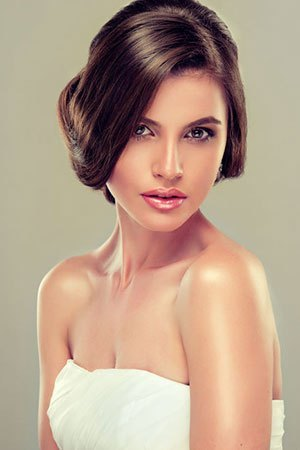 Bridal Hair At Stephen Young Hairdressers In West Wimbledon, SW London