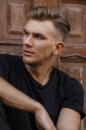 Best Men's Hair Cuts & Styles, Stephen Young Hair Salon, West Wimbledon