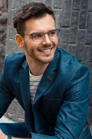 Best Men's Hair Cuts & Styles, Stephen Young Hair Salon, West Wimbledon